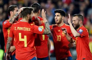 Comprar Camisetas de Futbol España