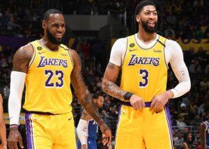 Camisetas Los Angeles Lakers Baratas