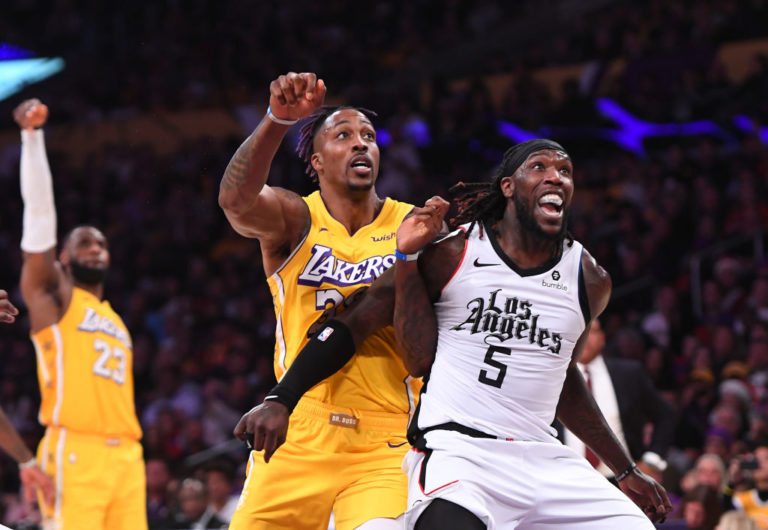 Camisetas Los Angeles Lakers Baratas